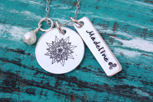 sacred necklace 1 tag Madeline