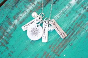 sacred necklace 3 tags